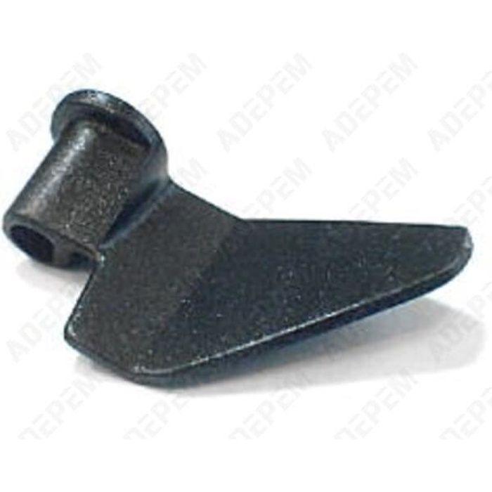 Petrisseur axe 1 meplat d=8,5mm pour Machine a pain Moulinex - 3665392095699