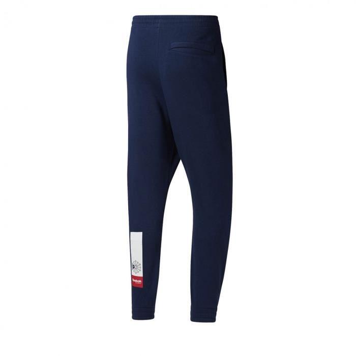 Pantalon de survêtement Reebok AC F DIS PANT - Ref. DH2059