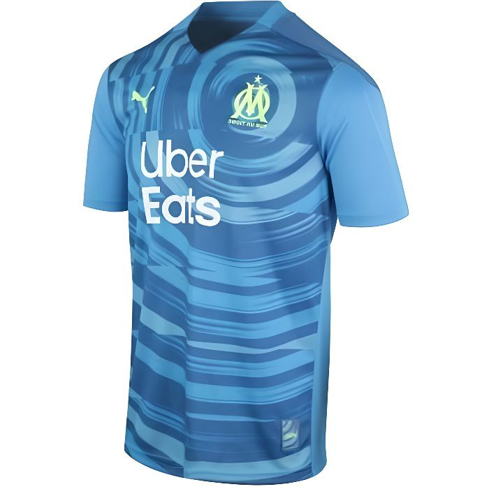 Maillot OM Olympique de Marseille Ligue des champions 2020/2021