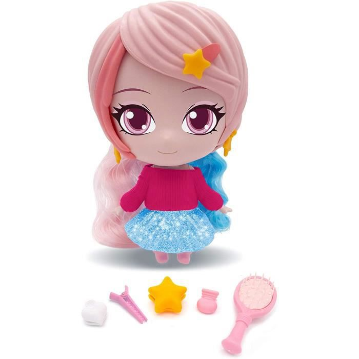 SPLASH TOYS - Fancy Emma - poupée à coiffer