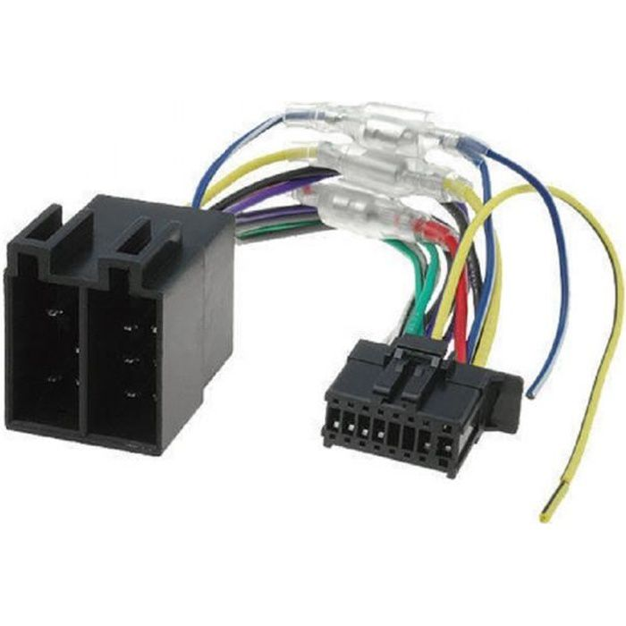 Cable ISO pour autoradio Pioneer SPH-10BT