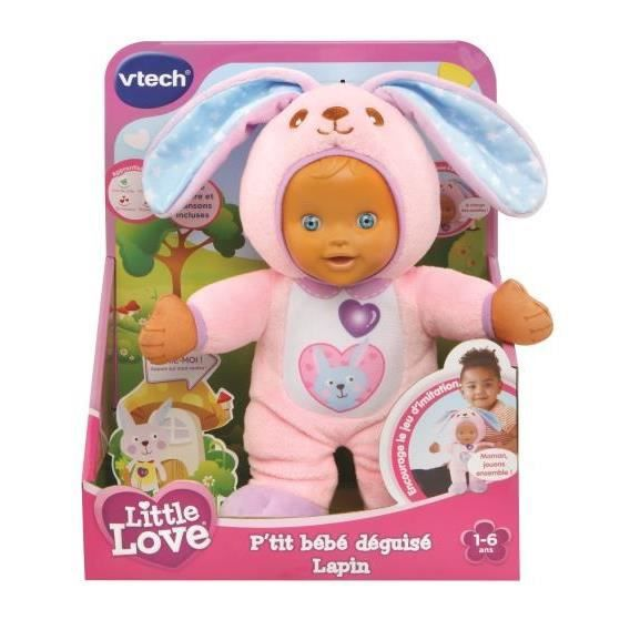 Poupon Little Love Lapin - Vtech