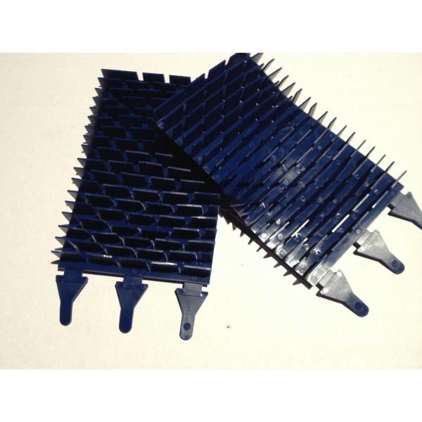 Brosses à lamelles PVC EC Zodiac Vortex 3 - Ven…