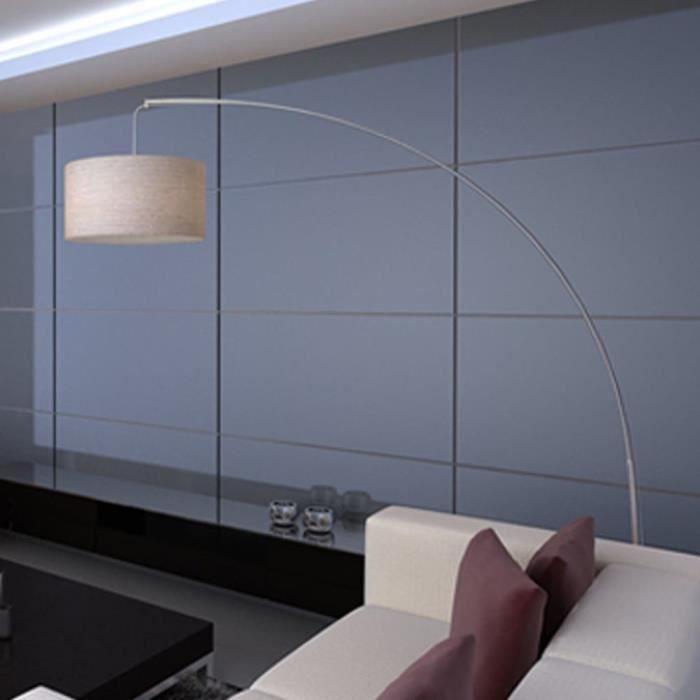 LAMPADAIRE ETO Lampadaire réglable 192 cm Beige