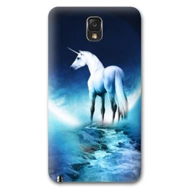 coque samsung galaxy note 3 licorne