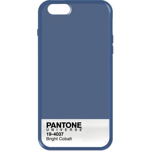 coque rigide pantone bleue pour iphone 6 plus p