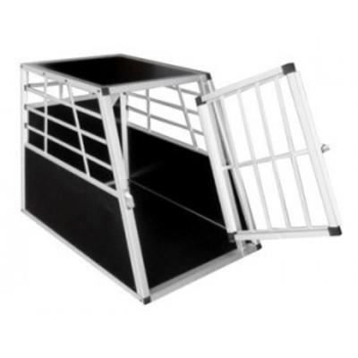 caisse de transport cage 1 chien 40 kg m alu achat. Black Bedroom Furniture Sets. Home Design Ideas