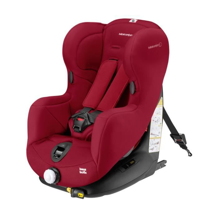 b b confort iseos isofix raspberry red achat vente si ge auto r hausseur iseos isofix. Black Bedroom Furniture Sets. Home Design Ideas