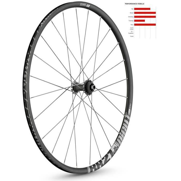 Shimano Aluminum Fixation Rapide Vélo Roue Avant Roue Avant 100 Mm Fourche Large