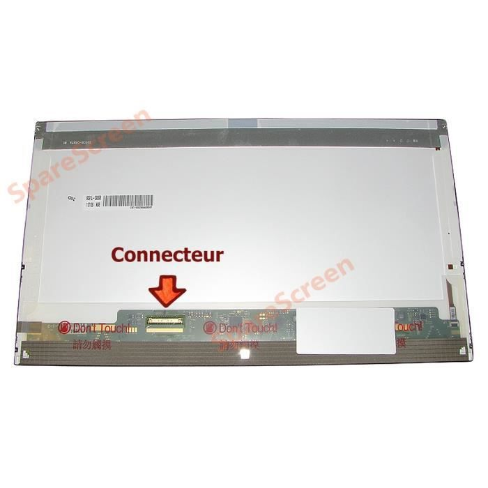 Dalle ecran asus f552e lcd 15 6 hd 1366x768 led 40pin veb for Dalle ecran pc