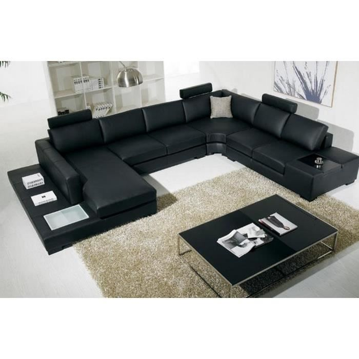 canape cuir 8 place achat vente canape cuir 8 place. Black Bedroom Furniture Sets. Home Design Ideas