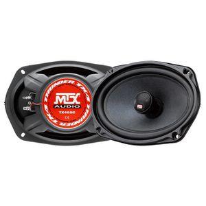 HAUT PARLEUR VOITURE MTX Haut-parleurs coaxiaux 2 voies TX469C - 6x9