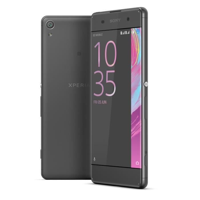 Sony Xperia XA 16 Go Noir