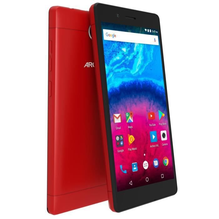 Archos Core 50 16 Go Rouge