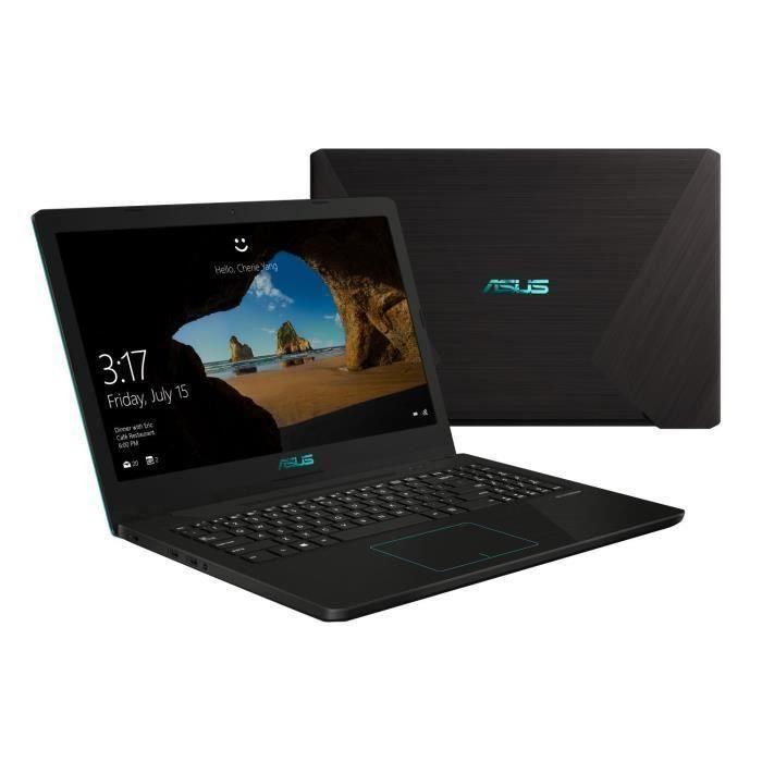 PC Portable Gamer - ASUS FX570ZD-DM922 - 15- FHD - AMD Ryzen 5-2500U - RAM 8Go - Stockage 512Go SSD - GTX 1050 2Go - sans OS