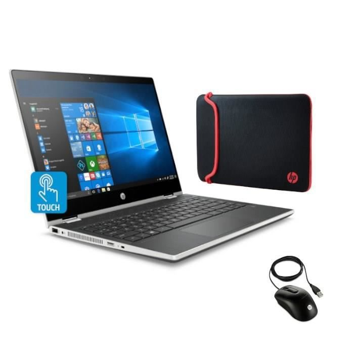 HP PC Portable Pavilion x360 14-cd0016nf - 14\