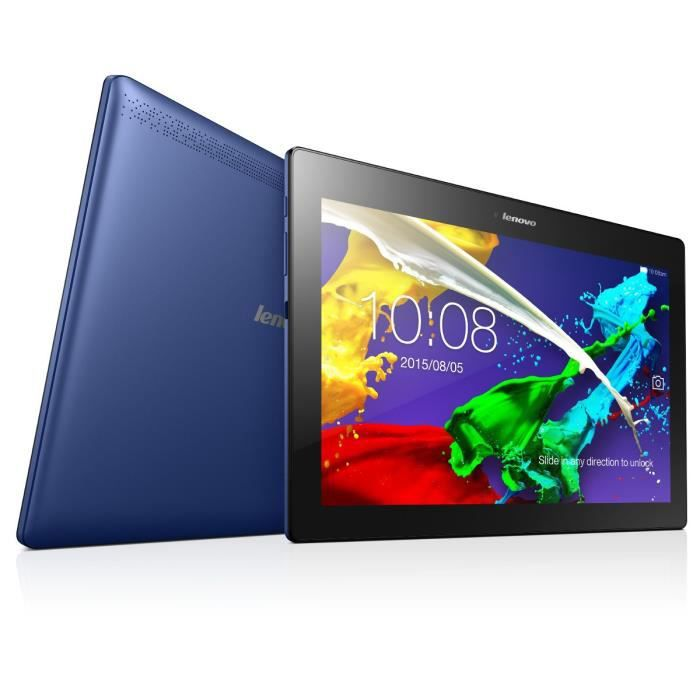 LENOVO Tablette Tactile Tab 2 A10-70 10,1'' FHD - RAM 2Go - Android 5.0 - MediaTek MT8165 - Stockage 16Go - WiFi