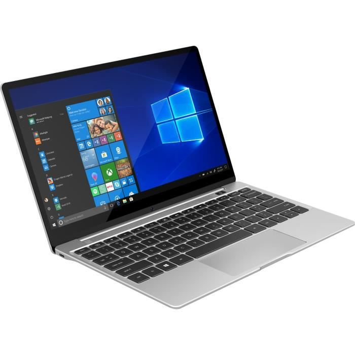 PC Portable - THOMSON NEO Z3 - 13- FHD WiFi 4G - Qualcomm - RAM 8 Go - Stockage 512 Go - Windows 10 S - Aluminium - AZERTY