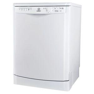 LAVE-VAISSELLE INDESIT DFG26B1 - Lave-vaisselle posable - 13 couv