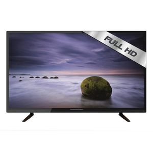Téléviseur LED CONTINENTAL EDISON 390816B7 TV LED Full HD 100cm (