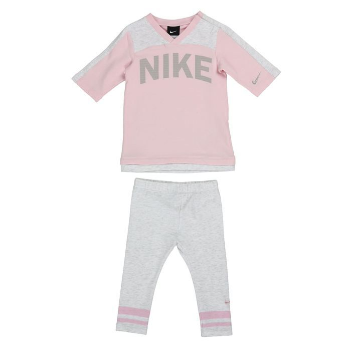 pret a porter vetements bebe nike ensemble fille f  bb