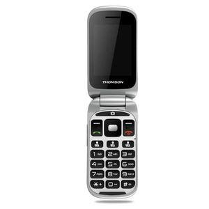 Téléphone portable Thomson Serea 66 Blanc Senior