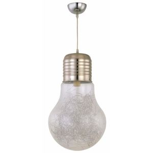 LUSTRE ET SUSPENSION AMP Lustre   Suspension Ampoule. Ø26cm Au Culot.