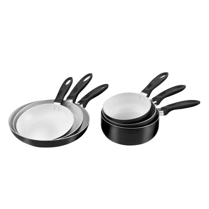 Liste de cadeaux de cl mence k batterie cuisine induction top moumoute - Batterie cuisine ceramique induction ...