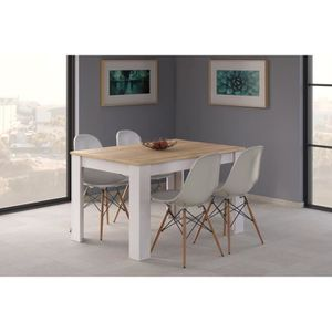 table extensible achat vente table extensible pas cher. Black Bedroom Furniture Sets. Home Design Ideas