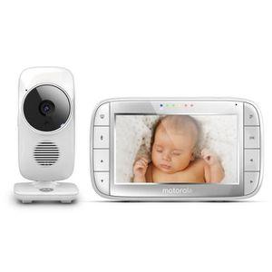 ÉCOUTE BÉBÉ MOTOROLA Babyphone vidéo MBP48