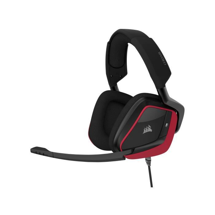 CASQUE AVEC MICROPHONE CORSAIR Casque Gamer VOID ELITE SURROUND - Filaire