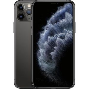 SMARTPHONE APPLE iPhone 11 Pro Gris sidéral 256 Go