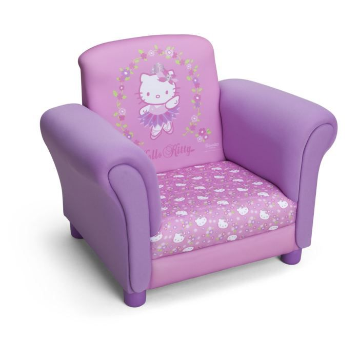 hello kitty fauteuil enfant achat vente fauteuil. Black Bedroom Furniture Sets. Home Design Ideas