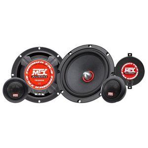 HAUT PARLEUR VOITURE MTX Haut-parleurs kit 2 voies TX465S - 16,5 cm - 8