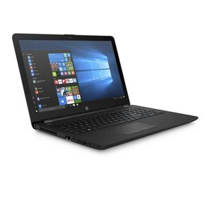 ORDINATEUR PORTABLE HP PC Portable 15-bs086nf - 15.6