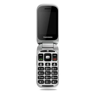 Téléphone portable Thomson Serea 66 Noir Senior