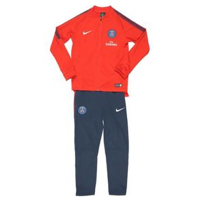 TENUE DE FOOTBALL NIKE Ensemble Survêtement Paris Saint Germain Juni