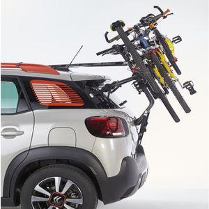 PORTE-VELO MOTTEZ Porte-vélos sur Hayon à Fixation sur Barres