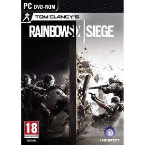 JEU PC Rainbow Six : Siege Jeu PC