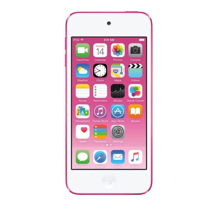 new apple ipod touch 16go pink lecteur mp4 avis et prix. Black Bedroom Furniture Sets. Home Design Ideas
