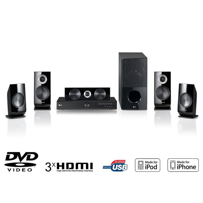 Object moved - Home cinema cdiscount ...