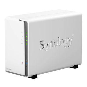 SERVEUR STOCKAGE - NAS  Synology DiskStation DS216se    DS216se