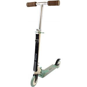 PATINETTE - TROTTINETTE FUNBEE Patinette Vintage alu 2 roues + sangle - Ve