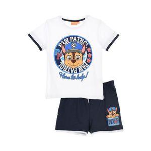 Ensemble de vêtements PAT PATROUILLE Ensemble T-shirt Doubles Manches +