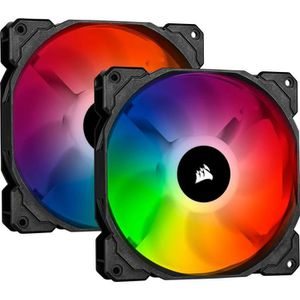 VENTILATION  CORSAIR Ventilateur iCUE SP120 RGB PRO - Diamètre