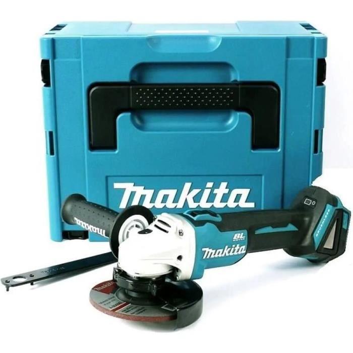 MAKITA DGA452Z 18 V sans fil Meuleuse d/'angle LXT 115 mm 3AH Batteries Chargeur DC18RC