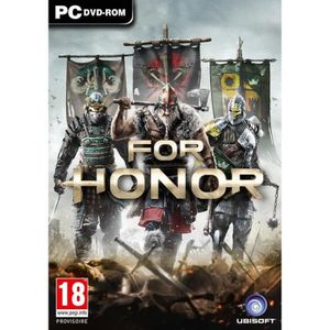 JEU PC For Honor Jeu PC