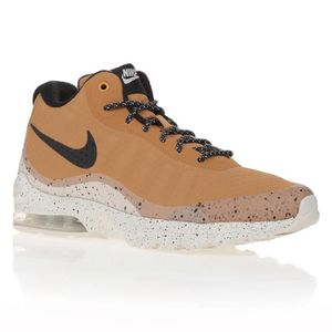 BASKET NIKE Baskets Air Max Invigor Mid - Homme - Camel