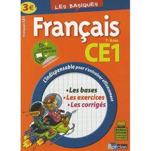 Cahier De Francais Bordas