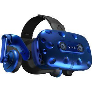 CASQUE RÉALITÉ VIRTUELLE HTC Casque de Réalité Virtuelle VIVE PRO + 2 mois